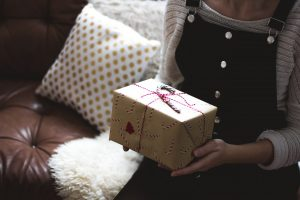 We love giving to others, but we don't often think of giving to ourselves. So, I've gathered five ideas of valuable gifts to give yourself this season.