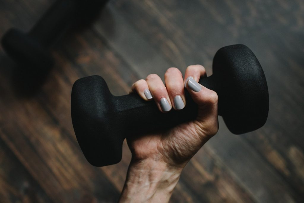 In a day-to-day context, look at challenges like a dumbbell. When you pick one up and use it, you're growing your muscles.